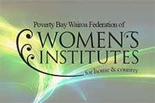 Poverty Bay Wairoa Federation of Womens Institututes 225x150c