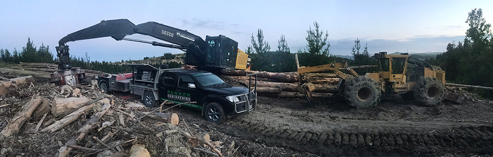 A Parker Engineering Truck Logging 1000x320