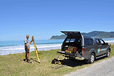 Registered Surveyor Kevin Taylor Waipiro Bay 225x150