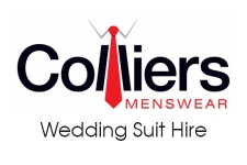 Colliers Wedding Suit Hire