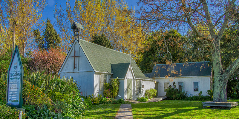 Matawhero HISTORIC Church